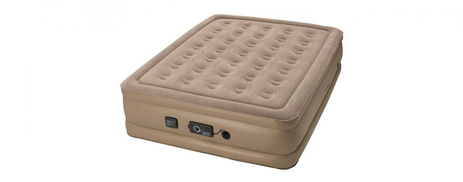 insta-bed raised air inflatable mattress