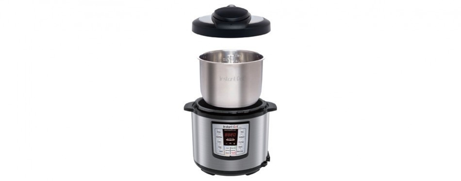 instant pot 6 qt multi-use pressure cooker