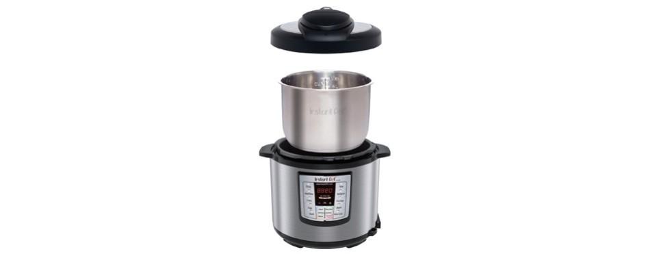 instant pot 6 qt multi-use pressure cooker