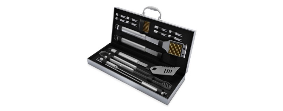 interport bbq grill tools kit