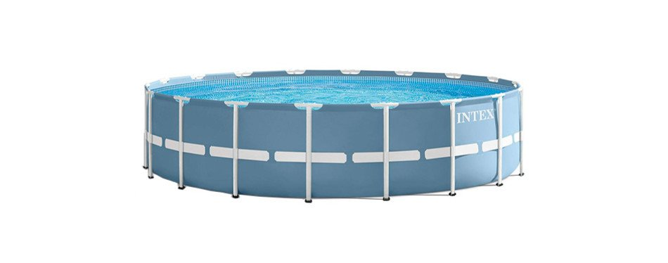 intex 18ft x 48in prism frame pool