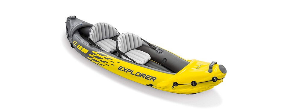 kayak gonflable intex explorer k2