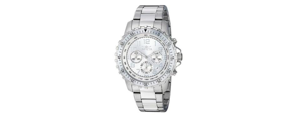 invicta men's 6620 ii collection chronograph