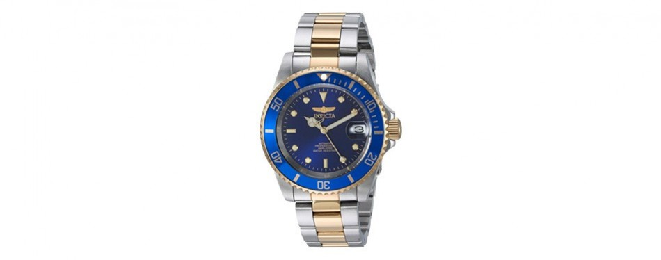 invicta men's 8928ob pro diver gold