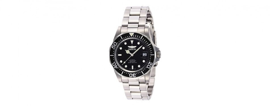 invicta pro diver collection watch