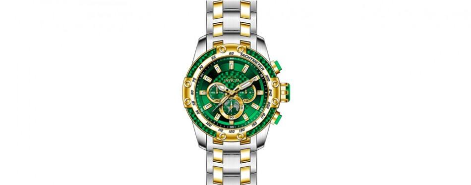 invicta speedway chronograph watch
