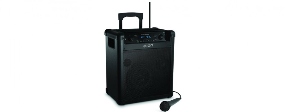ion audio block rocker portable speaker