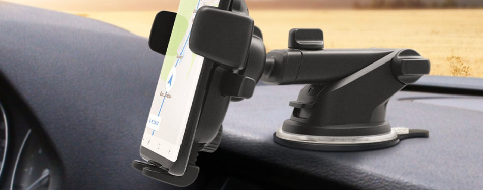 iottie easy one touch dashboard phone mount
