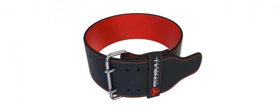 iron bull strength weightlifting belt