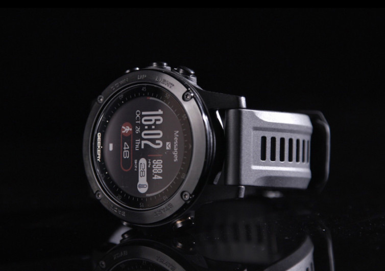 IRONCLOUD Smart Watch