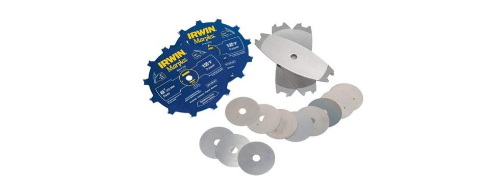 irwin tools 1811865 marples 8-inch stack dado blade
