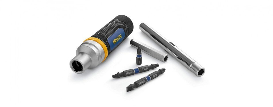 irwin tools 8-in-1 ratcheting screwdriver