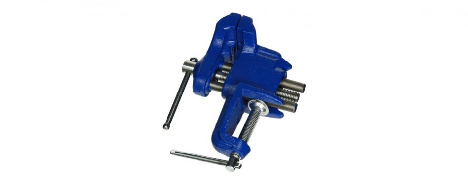 irwin tools clamp-on vise