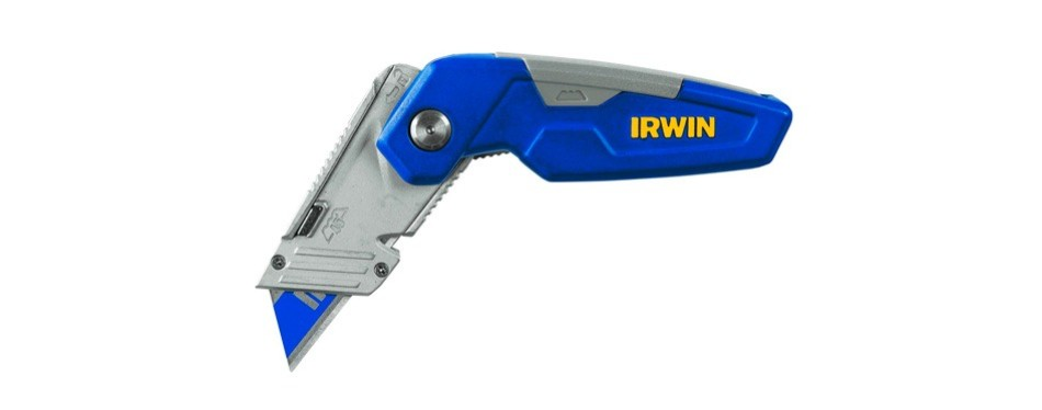 irwin tools fk150 1858319 folding utility knife