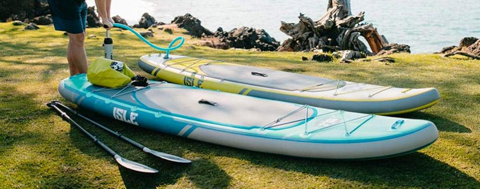 isle inflatable explorer sup
