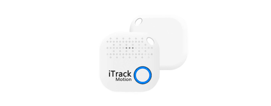 itrack motion bluetooth key finder