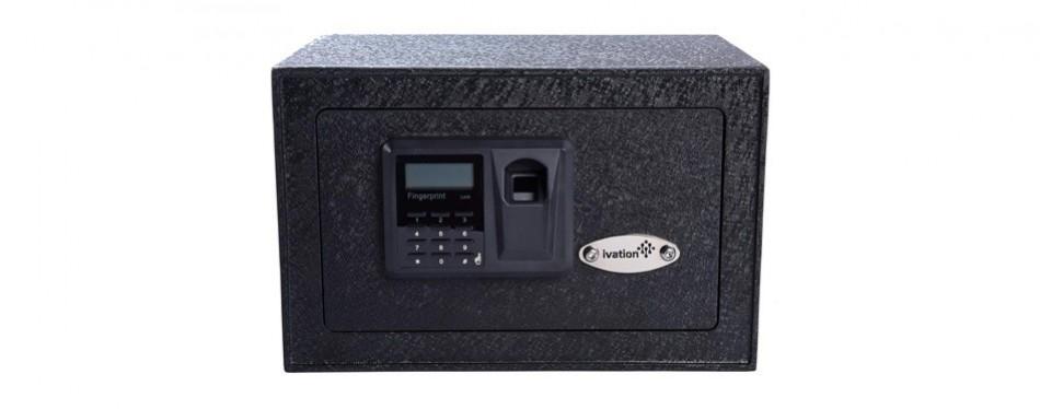 ivation biometric fingerprint