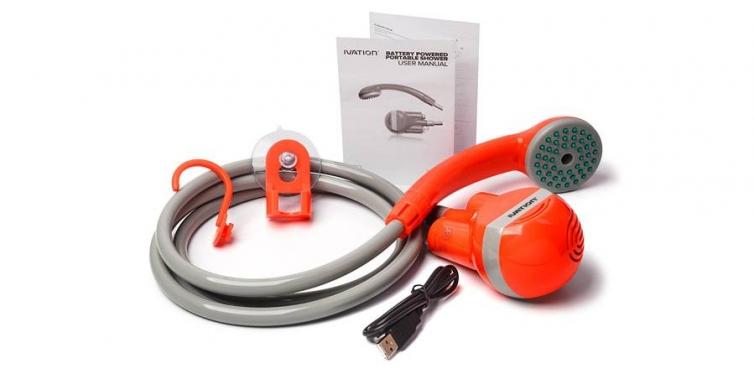 Ivation Portable Shower