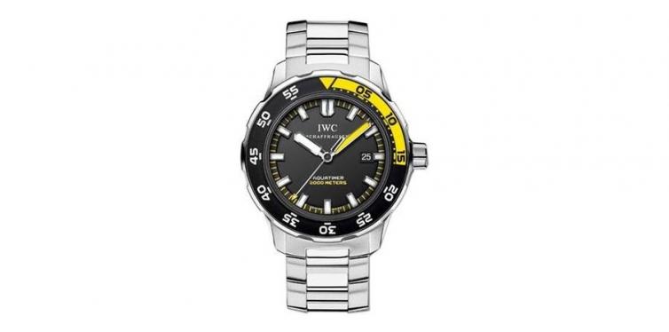 iwc aquatimer automatic 2000 mens watch