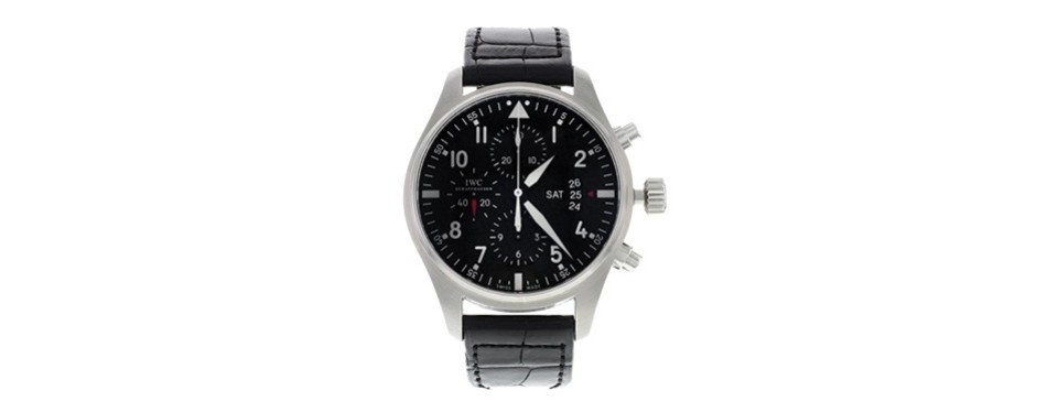 iwc men's swiss automatic stainless steel