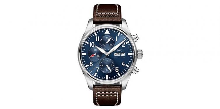 IWC Pilot Chronograph Men's Watch