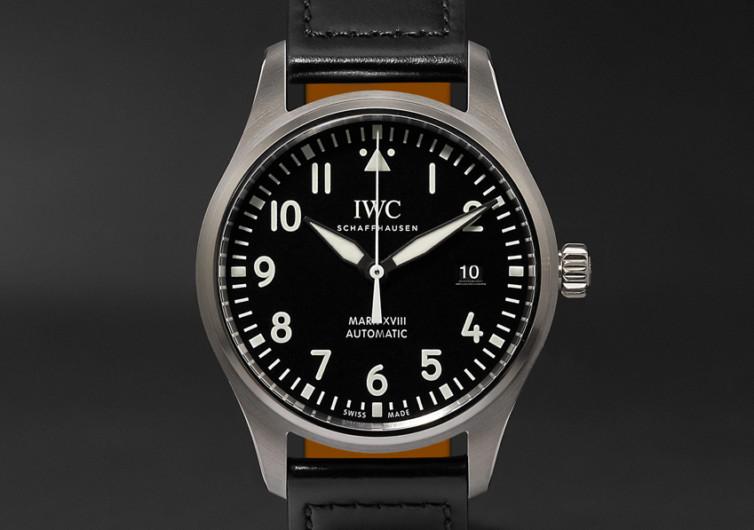 IWC Pilots Mark XVIII