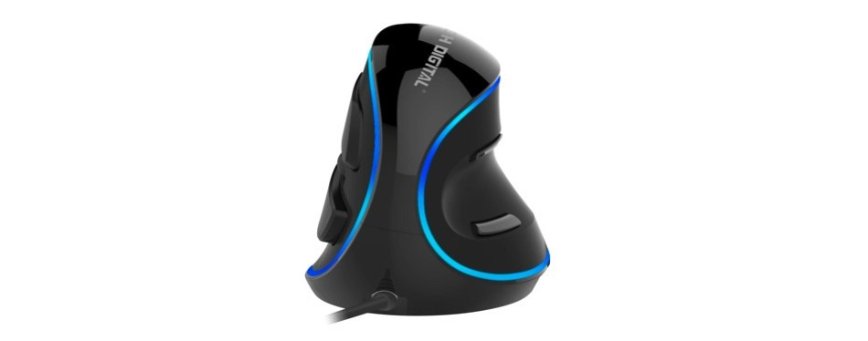 j-tech digital wired ergonomic optical mouse