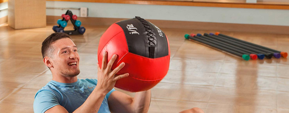j/Fit Soft Style Medicine Ball