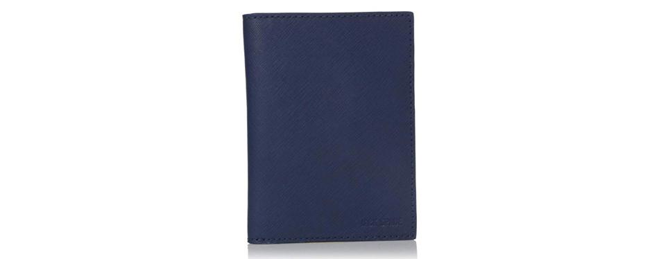jack spade men's barrow passport holder
