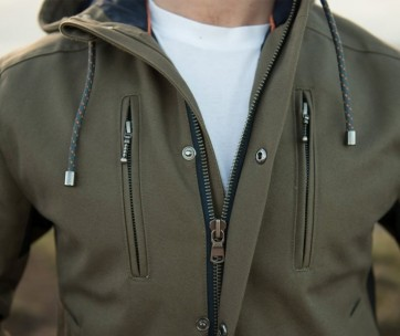 Jago Mark II NATO Green Xeno Jacket