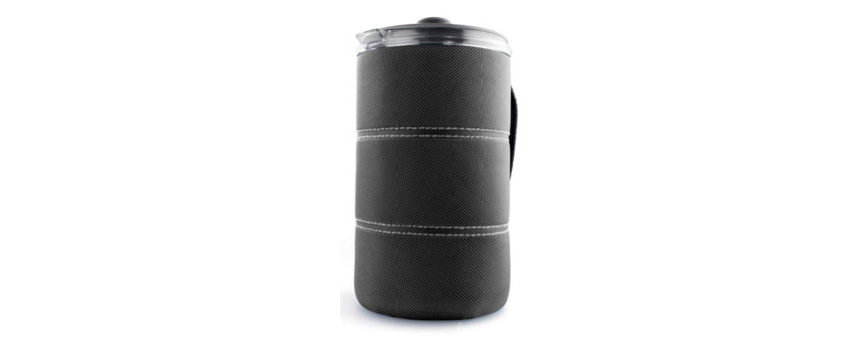 java press durable bpa free coffee cup