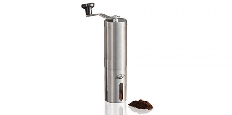 javapresse manual coffee grinder