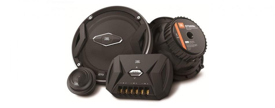 """jbl 6.5"""" speaker system"""