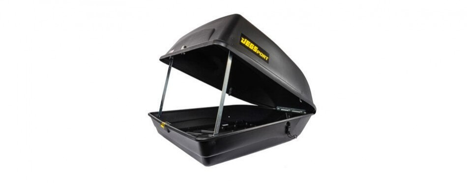 jegs performance products 90098 rooftop cargo carrier