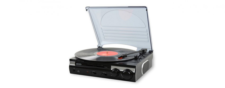 jensen speed stereo turntable