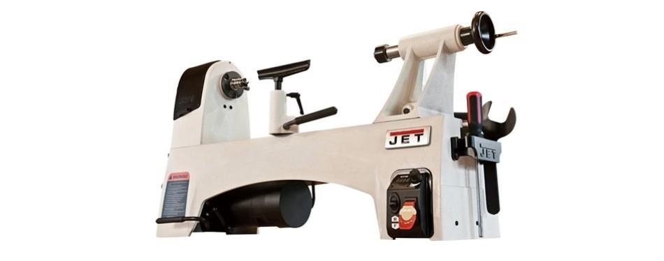 jet variable speed wood lathe