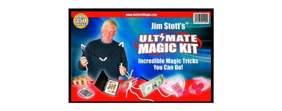 jim stott's 'ultimate magic kit