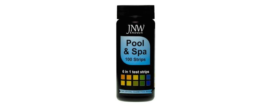 jnw direct pool and spa test strips