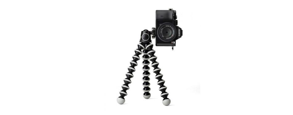 joby gorillapod slr zoom. flexible tripod