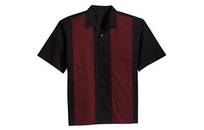 joe's usa men's retro bowling shirt