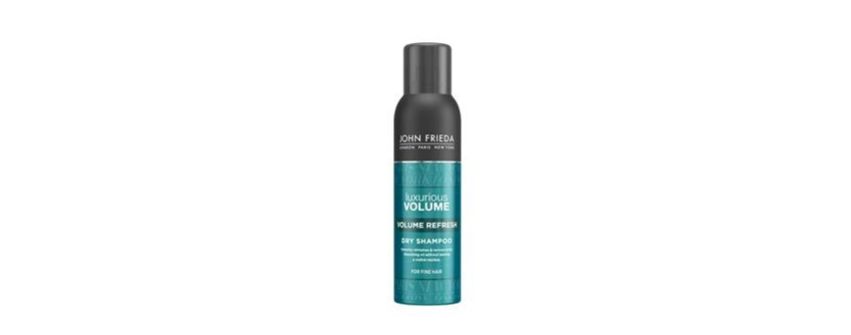 john frieda luxurious volume dry shampoo