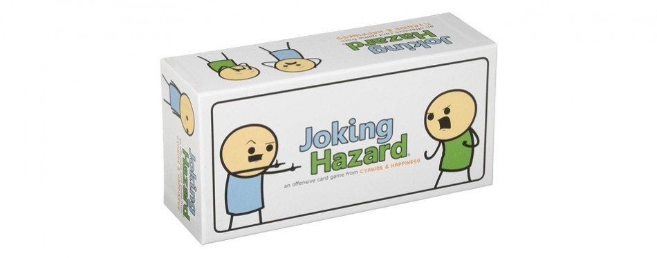 joking hazard adult card game