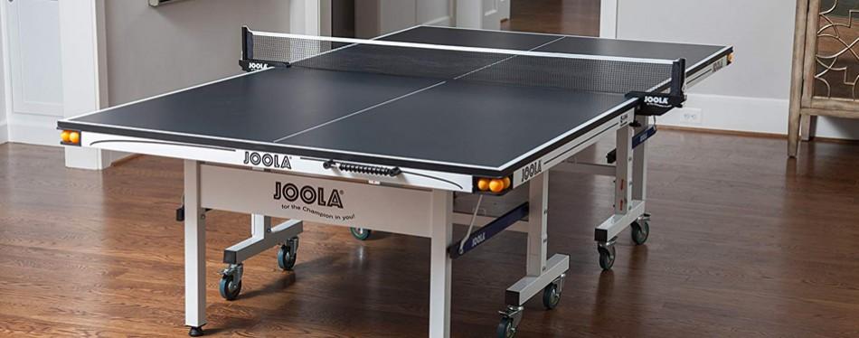 joola rally tl 300 professional grade table tennis table