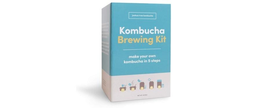 joshua tree kombucha starter kit scoby