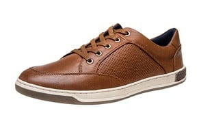 jousen men's retro oxford sneaker
