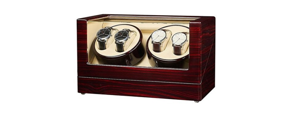 jqueen quiet motor watch winder