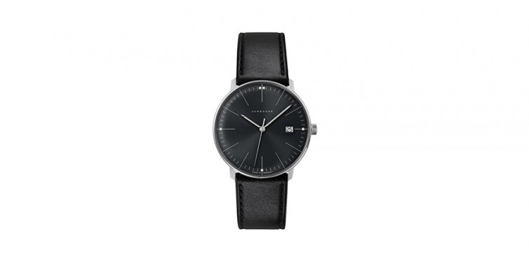 "junghans ""max bill"" watch"