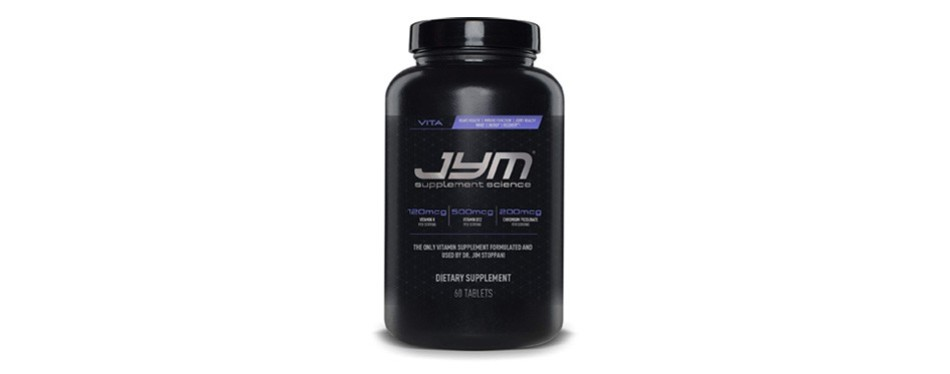 jym supplement science multivitamins for men
