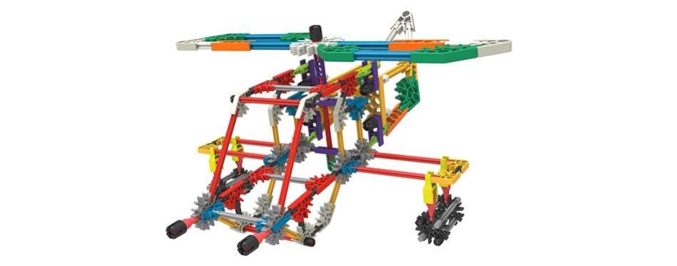 k'nex – 35 model building set