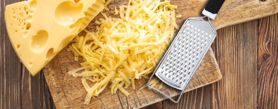 k basix cheese grater & shredder